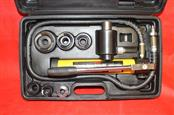 15-Ton Hydraulic Punch Driver Tool Kit **missing a few parts**